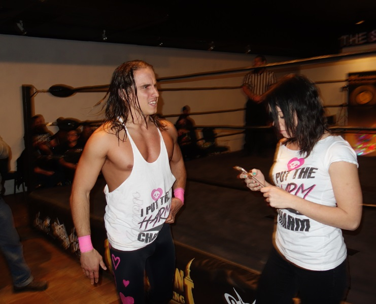 The Lover with Jessie at Need for Speed - HogtownPro
